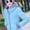 เสื้อกันหนาว พร้อมส่ง สีฟ้า ผ้าร่ม กันลมหนาวได้ดีเลยค่ะ อุ่นมากๆ แบบซิบรูด มีฮูทสุดเท่ห์ งานสวยเหมือนแบบแน่นอนค่ะ แขนยาว จั้มปลายแขนและชายเสื้อด้วยสีเทาเก๋ กระเป๋าสองข้างใช้งานได้
