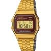 CASIO DIGITAL รุ่น A159WGEA-5 Classic Gold Tone