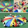 3M Diameter Rainbow Parachute เกมพาราชูท 3 เมตร