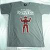 T-Shirt เสื้อยืดกันดั้ม ซุปเปอร์ โรบอท เรดบารอน Super Robot Red Baron สุดเท่ห์ สีเทา จากร้าน GUNZU !!โปรโมชั่น