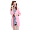 Fashion on art เสื้อพรมผ้าไหมแขนยาว (Light pink)