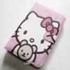 """เคสคีย์บอร์ด 7"""" ลาย Kitty น่ารัก สีชมพู Micro USB สำหรับโทรศัพท์หรือแท็บเล็ต"""