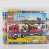กล่องเก็บเลโก้ สามารถใส่คู่มือพร้อมกันได้ เก็บชิ้นส่วนเลโก้ให้เป็นระเบียบ LOGO BOX