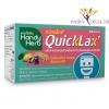 SAND M QuickLax' แฮนดี้เฮิร์บ ควิกแล็กซ์' บรรจุ 48ซอง ราคา 735 บาท ส่งฟรี EMS