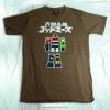 T-Shirt เสื้อยืดกันดั้ม ก็อดมาร์ส Godmars สุดเท่ห์ สีน้ำตาล จากร้าน GUNZU !!โปรโมชั่น