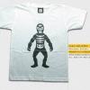 T-Shirt เสื้อยืดเด็ก เสื้อยืดกันดั้ม Shocker solder (Zaku II) สุดเท่ห์ สีขาว จากร้าน GUNZU เสื้อยืดเด็ก!! Asia Street Fashion