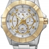 Seiko Lord Analog Multi-Color Dial Men's Watch - SRL066P1