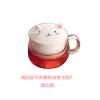 Preorder แก้วชงชาญี่ปุ่น แมว Neko