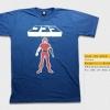 T-Shirt เสื้อยืดกันดั้ม Cobra คอบร้า จงอางสายฟ้า (Zaku II) สุดเท่ห์ สีฟ้าน้ำทะเล จากร้าน GUNZU !!โปรโมชั่น