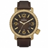 Fossil Men's Vintaged Bronze DE1002