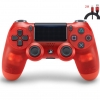 New PS4 Controller : Dual Shock 4 Red Crtstal