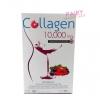 Donut Collagen Mix Berry โดนัทคอลลาเจนเปปไทด์ 10,000 mg. 10 ซอง รสมิ๊กซ์เบอร์รี่ 280 บาท ส่งฟร๊