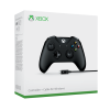 Xbox One S Controller + Cable for Windows - Black