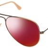 Ray Ban Aviator RB3025 167/2K size 58mm.
