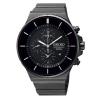 นาฬิกา SEIKO Sport Chronograph SNDD83P1 Black ip