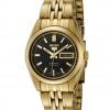 Seiko Women's SYMD40K1 Automatic Gold Tone Watch