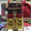 ถุงเท้าสุนัข ถุงเท้าแมว มี 4 ข้าง (M)