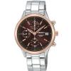 Seiko Quartz Stainless steel Watch SNDY44P1 (Women Watch)