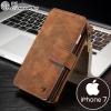 CaseMe Leather - กระเป๋าเคสหนังแท้ iPhone 7
