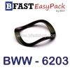 แหวนคลื่น BWW-6203( 2 ตัว/ถุง)