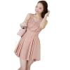 BG Sweet Summer time Asia Dresses รุ่น DR213 - Pink