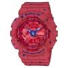 นาฬิกาผู้หญิง CASIO Baby-G รุ่น BA-110ST-4A Starry Sky Series
