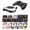 เซทจอย Xbox360PC Wireless Controller + สติกเกอร์จอย (Controller+Receiver) (Warranty 3 Month)