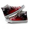 Preorder รองเท้าผ้าใบ Tokyo ghoul ver 4