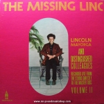 Lincoln Mayorga & Distinguished Colleagues - The Missing Ling (Volume II)
