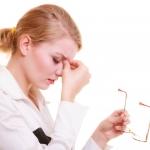 เคยไหมการใช้สายตาในระยะใกล้ทั้งวันจนทำให้รู้สึกเหนื่อยล้าหมดแรงในการทำงาน