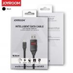JOYROOM LED DIGITAL TIMER - สายชาร์จ Micro - USB [ วัดไฟได้ ตั้งเวลาตัดไฟได้ ]