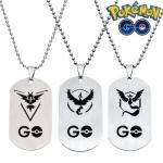 Preorder สร้อยคอ Pokemon Go Team