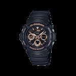 นาฬิกา คาสิโอ้ Casio G-Shock Limited Color รุ่น AW-591GBX-1A4