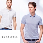 Cortefiel Short-sleeved polo