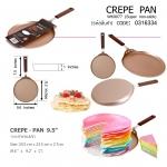 CREPE PAN (กระทะเครปเค้ก) Non-stick