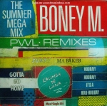 Boney M. - The Summer Mega Mix / The Calendar Song