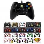 เซทจอย Xbox360PC มีสาย+ สติกเกอร์จอย ของแท้ 100% (Warranty 3 Month)