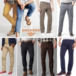 Dockers Alpha Khaki Stretch Pant