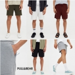 Pull & Bear Pique jogging Short