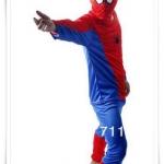 ชุดซุปเปอร์ฮีโร่ ชุดแฟนซี สไปเดอร์แมน Spider man ให้เช่าราคาถูกสุดๆ