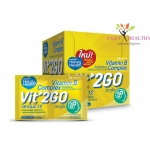 HandyHealth Vit'2GO Vitamin B Complex วิตามินบีรวม ขนาด 12 ซอง ราคา 180 บาท ส่งฟรี