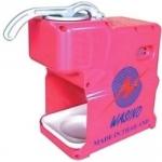 เครื่องทำน้ำแข็งไสเกล็ดหิมะ ขนาดเล็ก ยี่ห้อ WASINO รุ่น SNG01 Pink