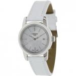 นาฬิกา TISSOT T-WAVE Lady T023.210.16.111.00 สายหนังขาว