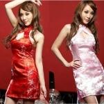 ชุดกี่เพ้า ชุดจีน ให้เช่าราคาถูก 350-390บาท/ชุด 094-920-9400,094-920-9402