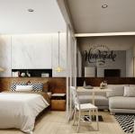ขายคอนโด Aspire Erawan (แอสปาย เอราวัณ) 2 ห้องนอน 2 ห้องน้ำ 47 ตรม. เป็นห้องมุม