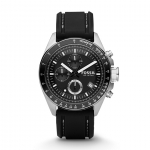 Fossil Men's CH2573 Decker Stainless Steel Chronograph