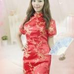 ชุดกี่เพ้า ชุดจีนสวยๆ ชาย-หญิง ให้เช่าราคาถูก 250-390บาท/ชุด