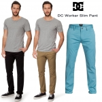 DC Worker Slim Pants
