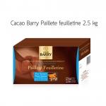 Cocoa Barry Paillete feuilletine 2.5 kg