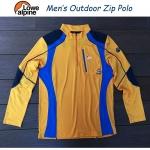 Lowie Alpine Outdoor Zip Polo